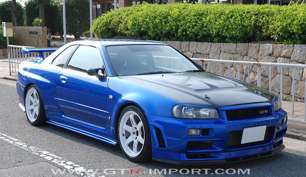 Nissan Skyline Gtr Importees Et Homologuees Gtr Import Com